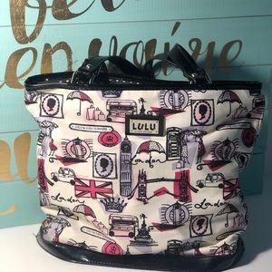 Lulu London tote